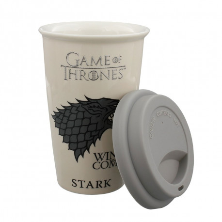 Mug de Voyage Game of Thrones Stark