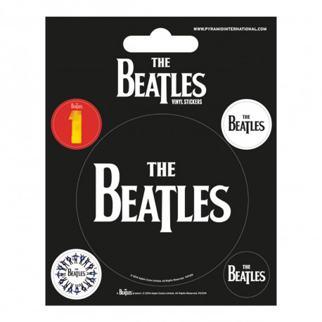 Stickers The Beatles