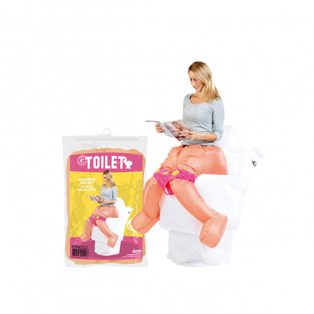 Costume Toilettes Gonflable