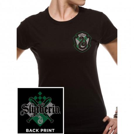 T-Shirt Femme Harry Potter Serdaigle Manches Courtes