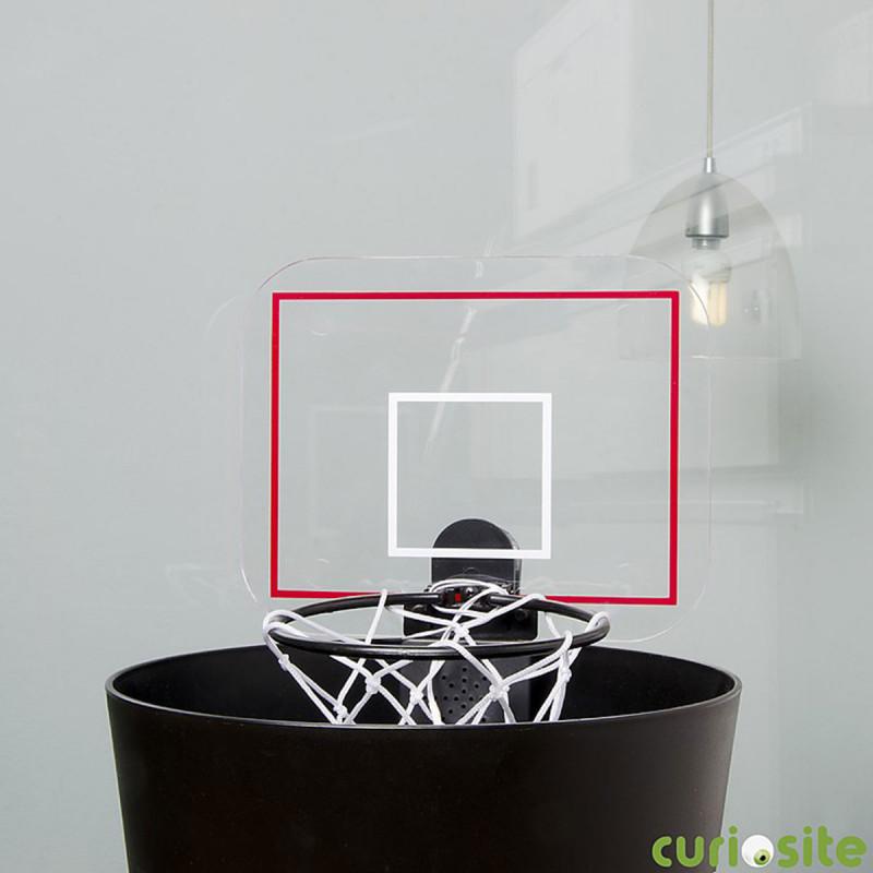 Panier de basket sonore pour corbeille chez kas design - Panier de basket pour bureau ...