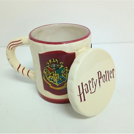 Mug 3D Harry Potter Tour Poudlard