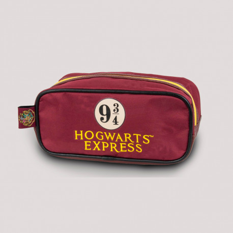Trousse de Toilette Harry Potter Poudlard Quai 9 3/4