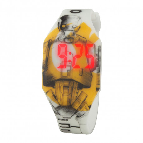 Montre Digitale Star Wars Droïde K-2SO