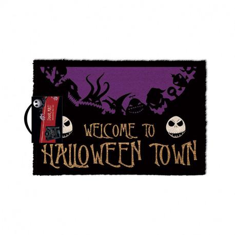 Paillasson L'Etrange Noël de Mr Jack - Halloween Town