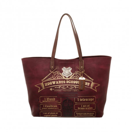 Grand Sac Harry Potter Liste Ecole Poudlard