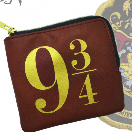 Porte-Monnaie Harry Potter Poudlard 9 3/4