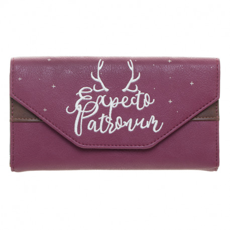Portefeuille Harry Potter Expecto Patronum