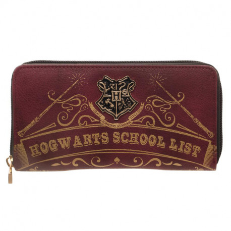 Portefeuille Harry Potter Liste Ecole Poudlard
