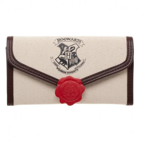 Portefeuille à Rabas Harry Potter Lettre Poudlard