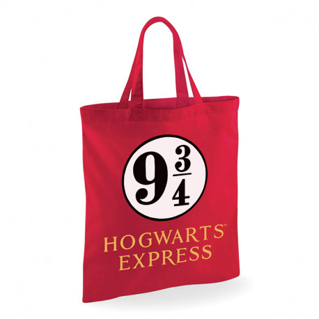 Sac en Toile Harry Potter Quai 9 3/4