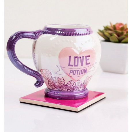 Mug 3D Harry Potter Philtre d'Amour Amortentia