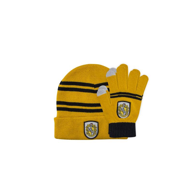 5f61a8393926 Set Enfant Harry Potter - Bonnet et Gants Tactiles SUR Kas Design