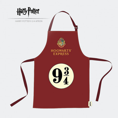 Tablier Harry Potter Voie Express 9 3/4