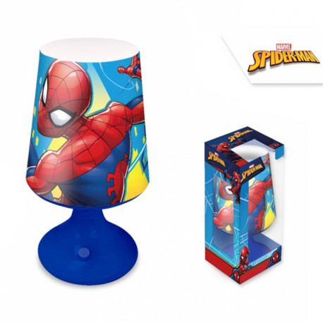 Lampe Boule Veilleuse Spiderman