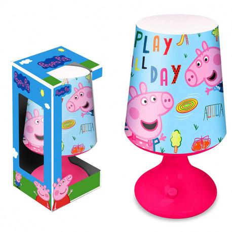 Lampe Boule Veilleuse Peppa Pig