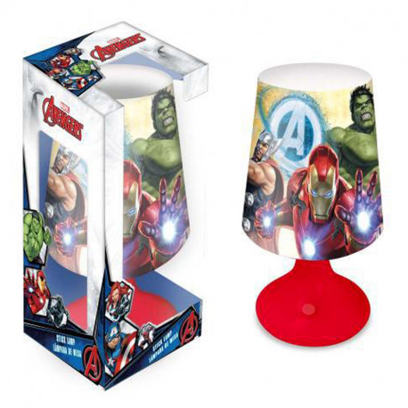 Lampe Boule Veilleuse Avengers Marvel