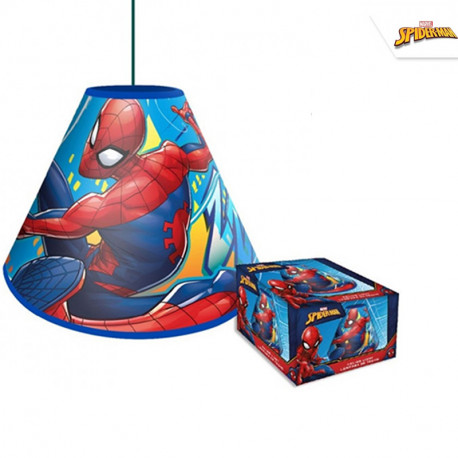 Suspension Spiderman