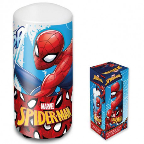 Lampe Veilleuse Tube Spiderman