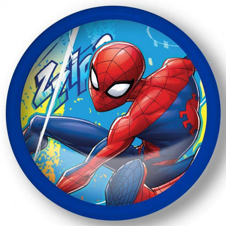 Veilleuse Poussoir Spiderman Marvel