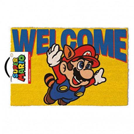 Paillasson Super Mario Welcome Nintendo