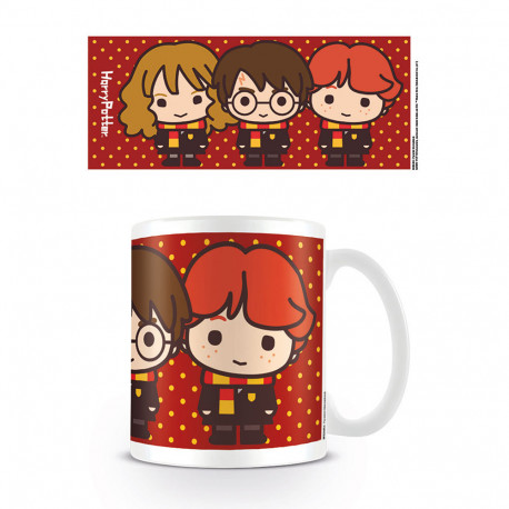 Mug Harry Potter Chibi - Harry, Ron & Hermione