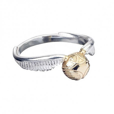 Bague Harry Potter Vif d'Or
