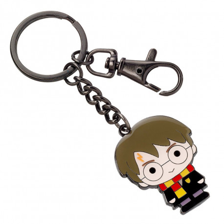 Porte-Clés Harry Potter Chibi