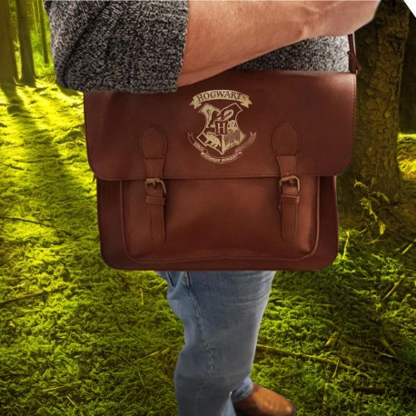 Sacoche Cartable Harry Potter Poudlard