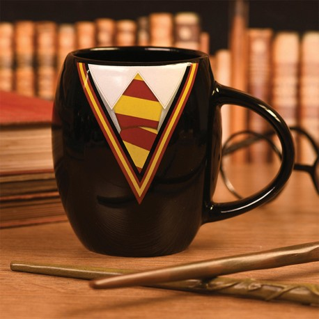 Mug Harry Potter Uniforme Maison Poudlard