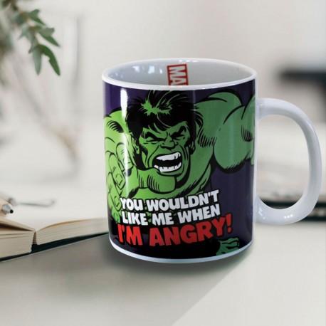 Mug Géant Hulk Marvel