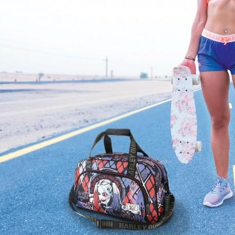 Sac de Sport Harley Quinn Crazy