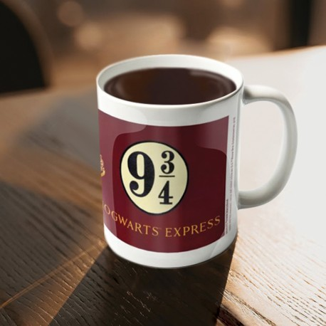 Mug Harry Potter Poudlard Express 9 3/4