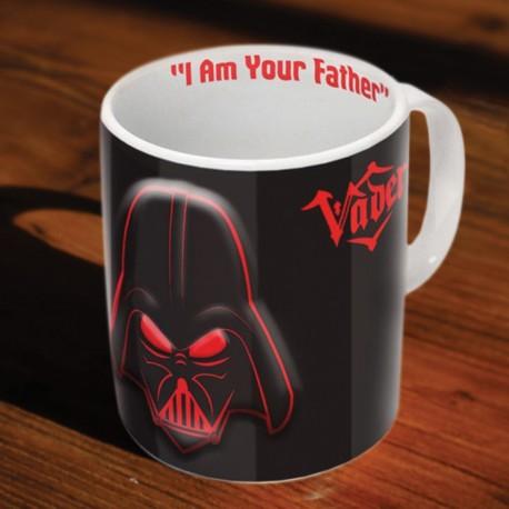 Mug Dark Vador 2D Star Wars