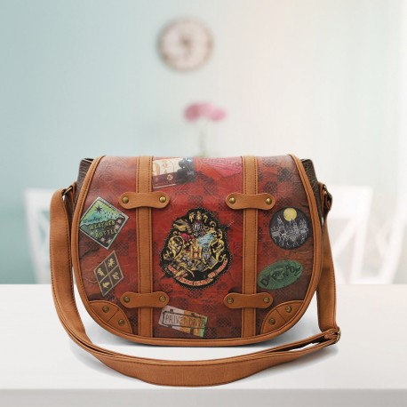 Sac à Main Harry Potter Poudlard Rétro