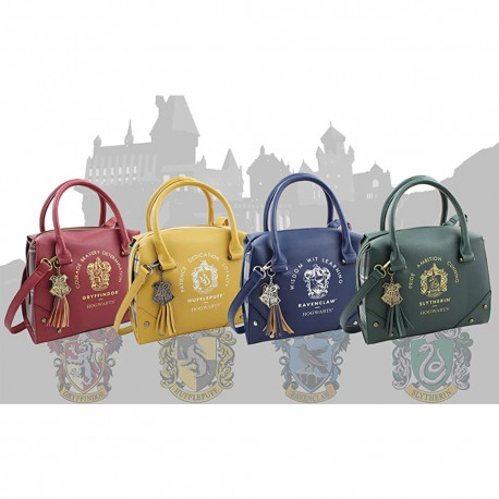 Sac à Main Harry Potter Plaid Maisons Poudlard