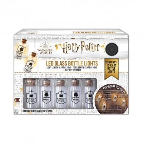 Guirlande Lumineuse Harry Potter Flacons Potions Magiques