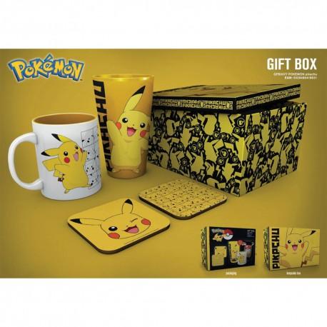 Boîte Cadeaux Pikachu Pokémon
