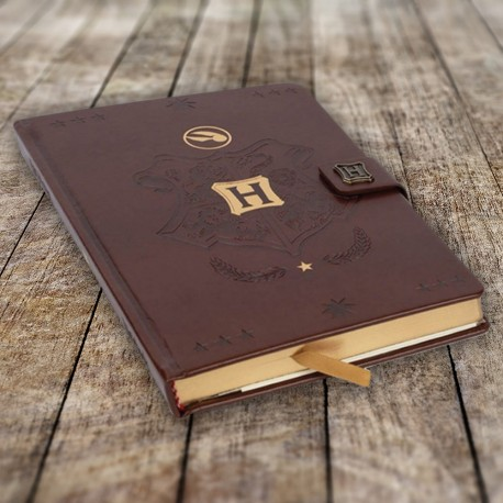 Carnet de Notes Premium Quidditch Poudlard Harry Potter