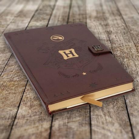 Carnet de Notes Premium Quidditch Poudlard Harry Potter