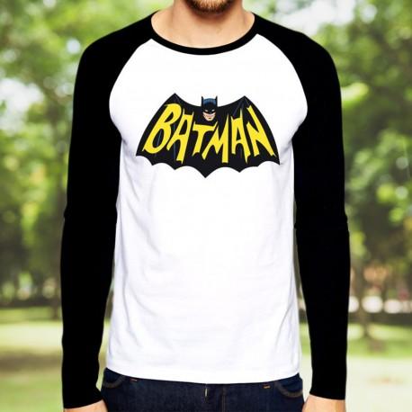 T-shirt Batman Manches Longues