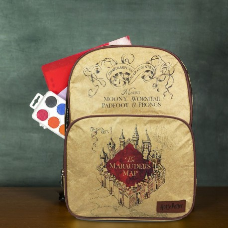 Sac à Dos Harry Potter Carte du Maraudeur