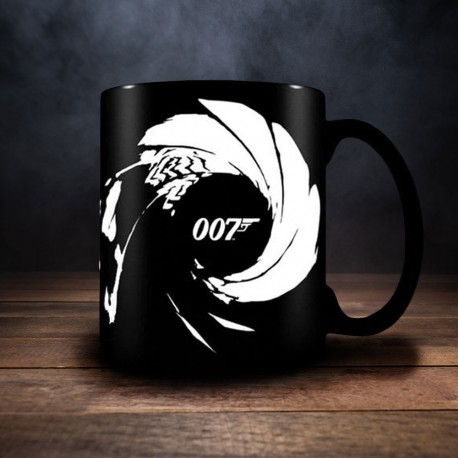 Mug Thermoréactif James Bond 007