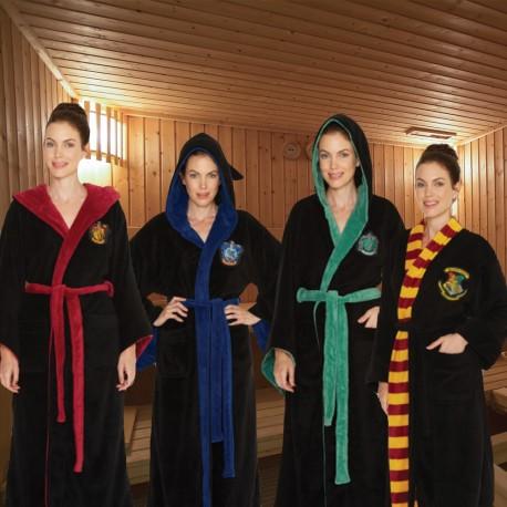 Peignoir Femme Harry Potter Maisons Poudlard