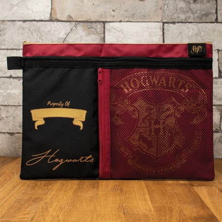 Pochette Harry Potter Blason Poudlard