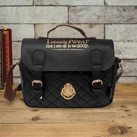 Sacoche Lunch Bag Harry Potter Poudlard Premium Matelassé