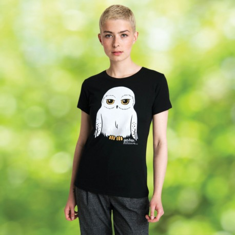 T-Shirt Femme Harry Potter Hedwige