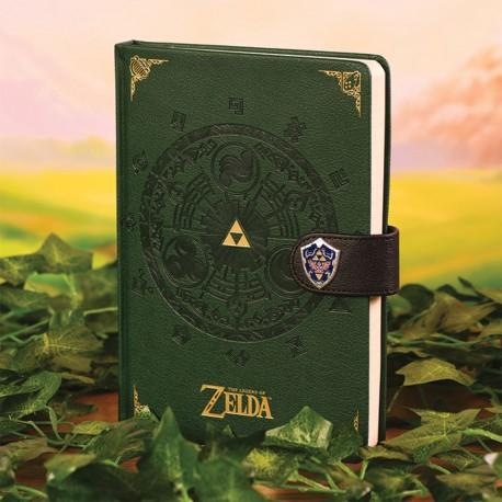 Carnet de Notes Premium The Legend of Zelda