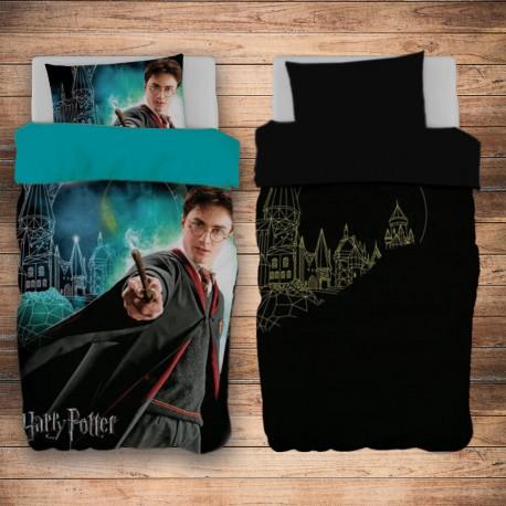Parure de Lit Phosphorescente Harry Potter