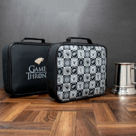 Sac Lunch Bag Deluxe Game of Thrones Stark